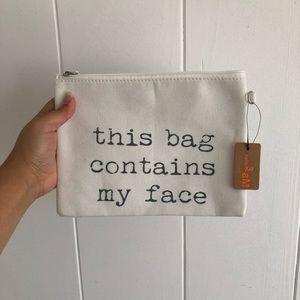 Handbags - Cute cosmetic pouch